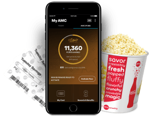 AMC Stubs Account