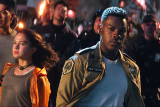 See Pacific Rim Uprising In BIG D
