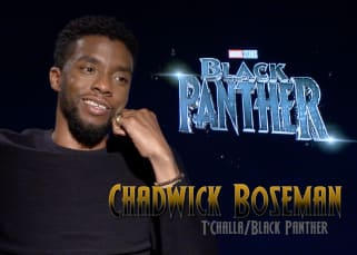 Promotional image for Black Panther