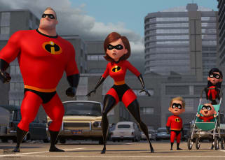 See Incredibles 2 in Dolby Cinema