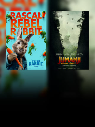 Peter Rabbit / Jumanji