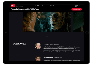 Discover movies with better info