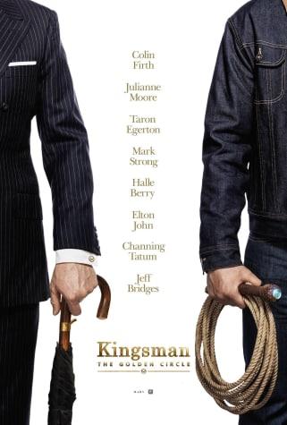 #12 KINGSMAN: THE GOLDEN CIRCLE