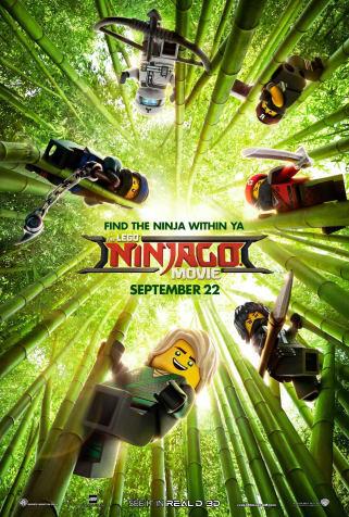 #11 THE LEGO NINJAGO MOVIE