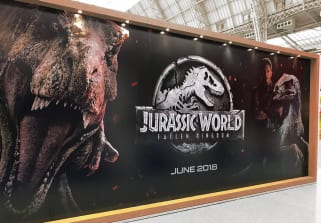 Jurassic World 2 Poster