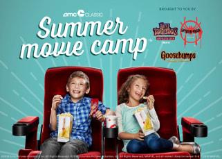 AMC CLASSIC Summer Movie Camp