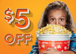 AMC Theatres Summer Movie Camp