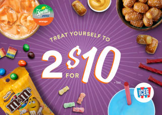 AMC Theatres Treat Yourself to 2 for $10