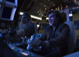 See SOLO In RealD 3D