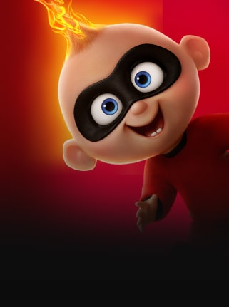 The Incredibles 2 Double Feature