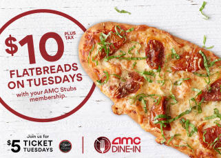 Grab A Slice Of The Action AMC Stubs Members And Pizza