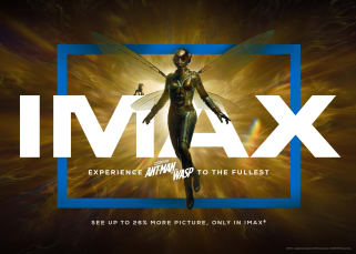 See Ant-Man and the Wasp in IMAX