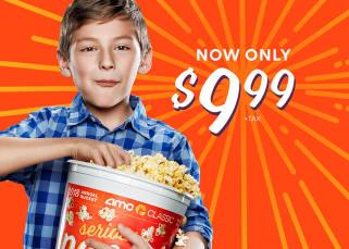 AMC Classic Popcorn Bucket