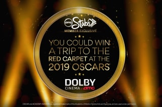 Dolby Red Carpet Sweeps