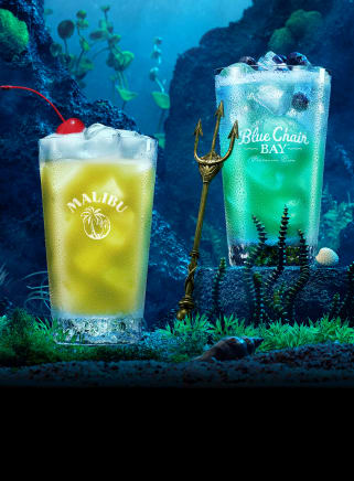 Aquaman Movie Feature Drinks