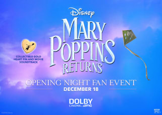Mary Poppins Fan Event