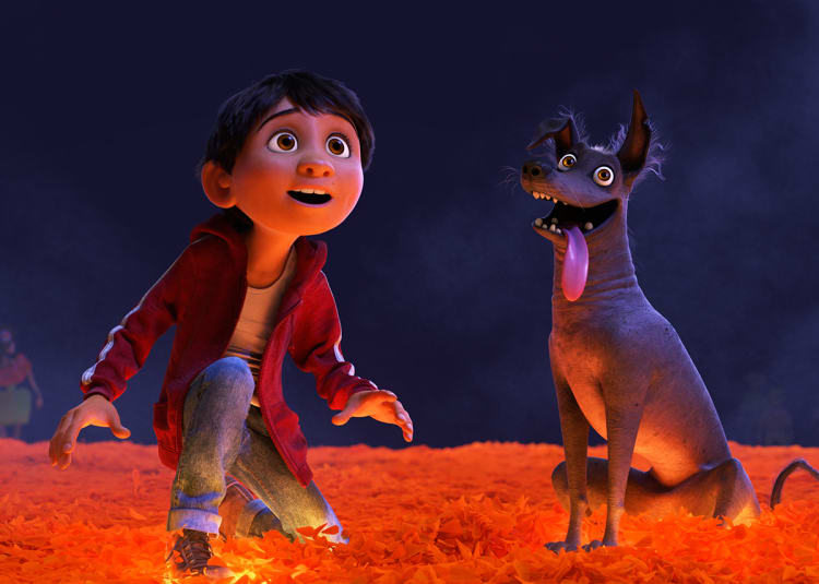 Promotional image for Coco