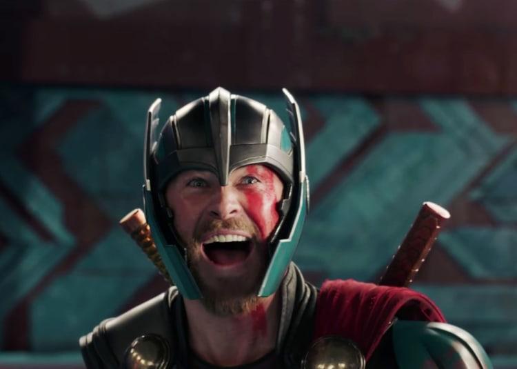 Promotional image for Thor: Ragnarok