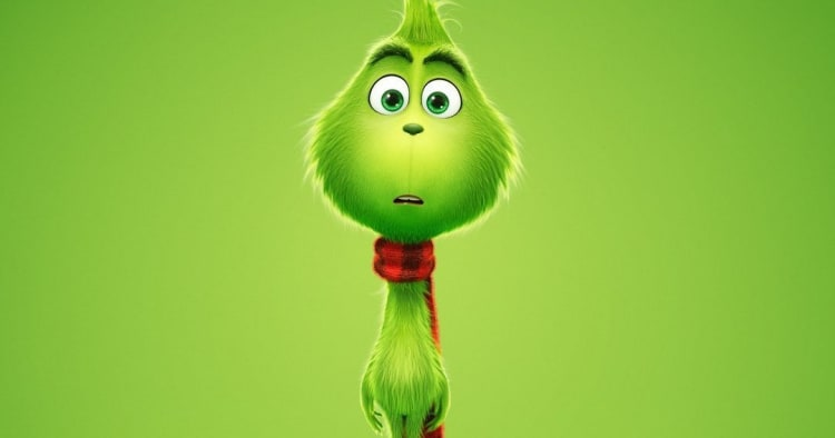 Promotional image for Dr. Seuss' The Grinch