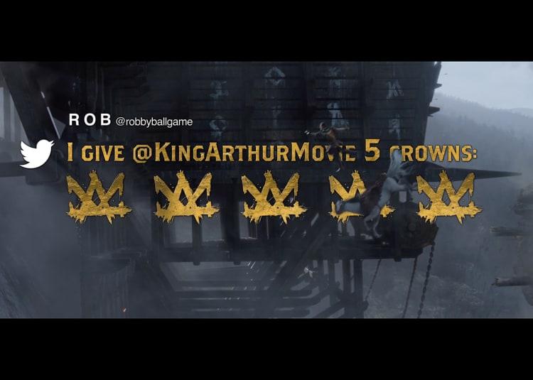 king arthur reviews