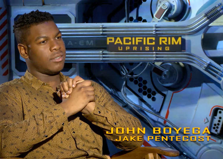 Promotional image for Pacific Rim Uprising