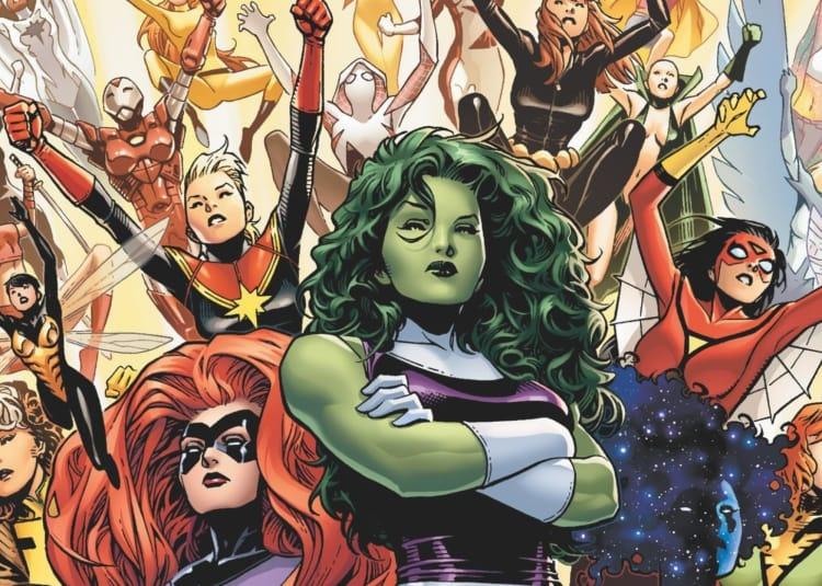 All Female Avenger Movie