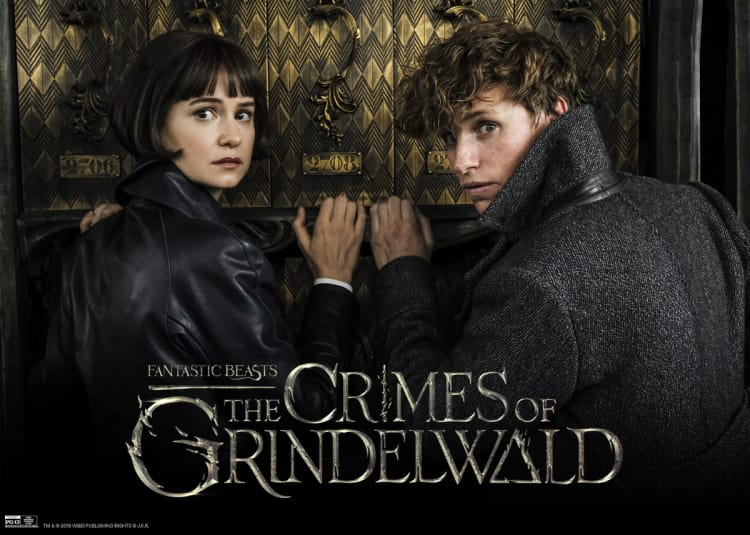See Fantastic Beasts: The Crimes Of Grindelwald in DBOX at AMC