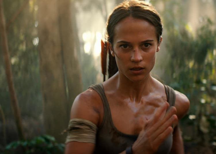 Promotional image for Tomb Raider