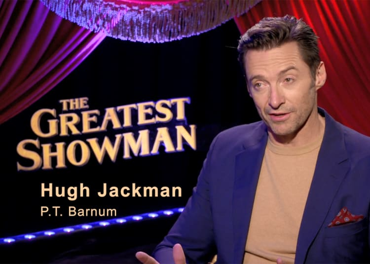 Promotional image for The Greatest Showman