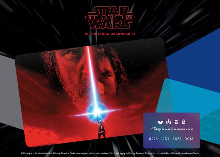 Star Wars: Disney Rewards