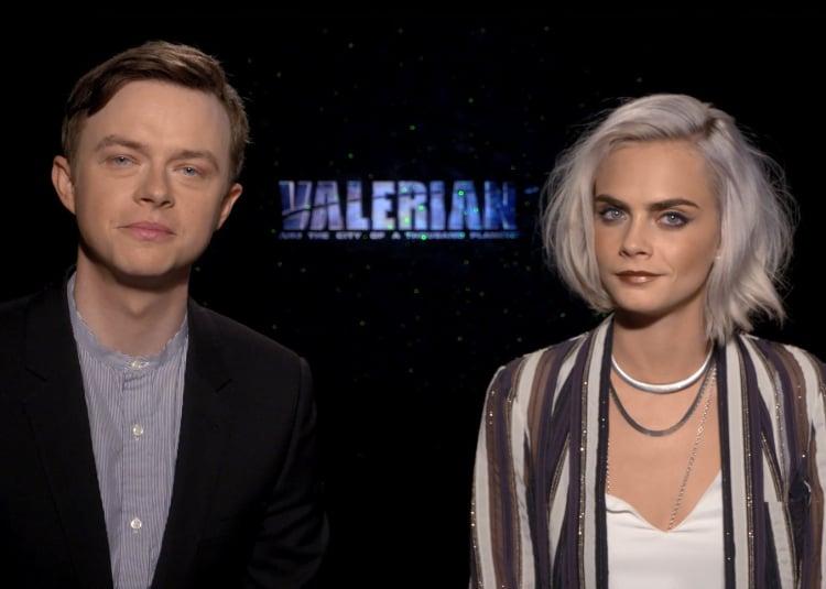 Promotional image for Valerian