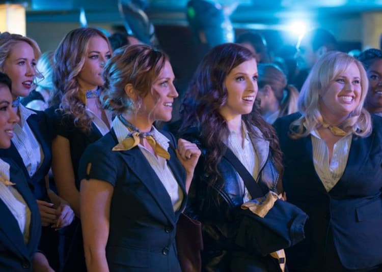 Promotional image for Pitch Perfect 3
