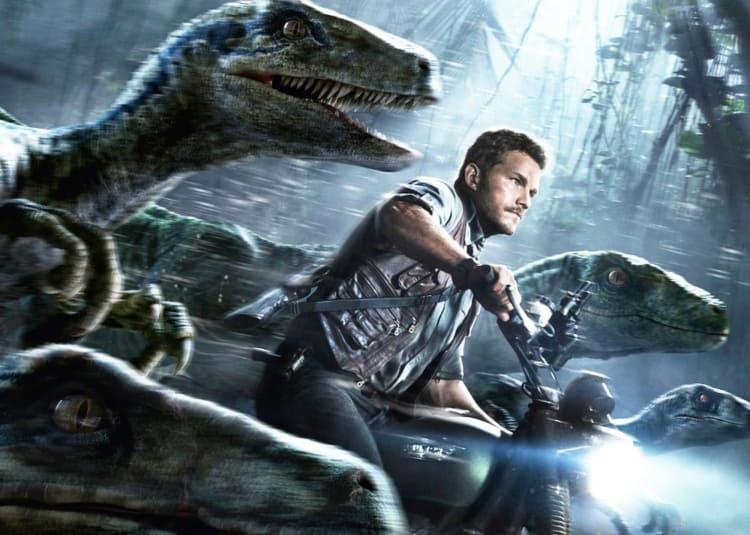 Promotional image for Jurassic World: Fallen Kingdom