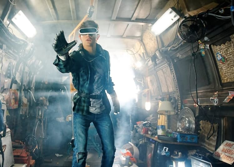 Promotional image for Ready Player One