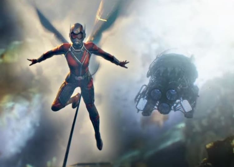 Promotional image for Ant-Man And The Wasp