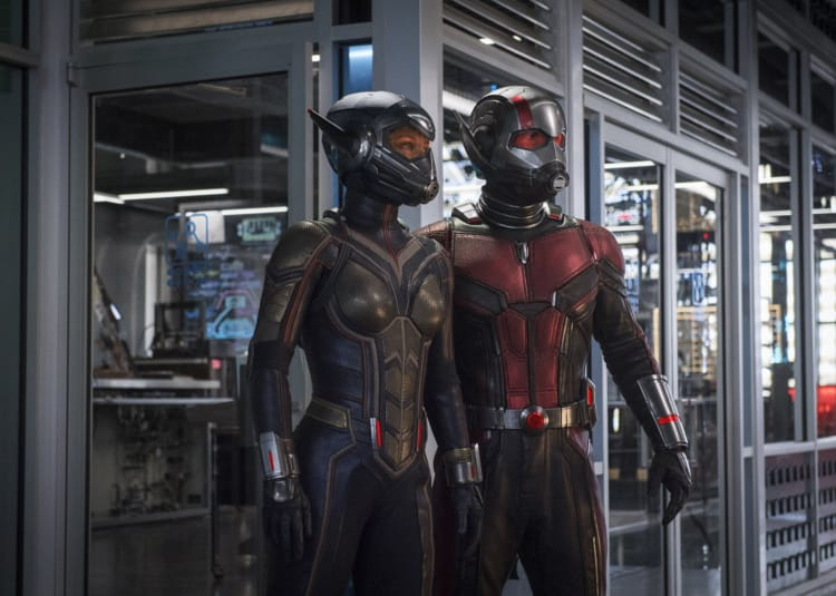 'Ant-Man And The Wasp' & Physics