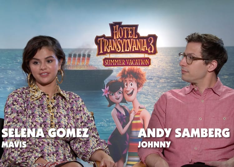Hotel Transylvania 3, New Mischief and Adventures