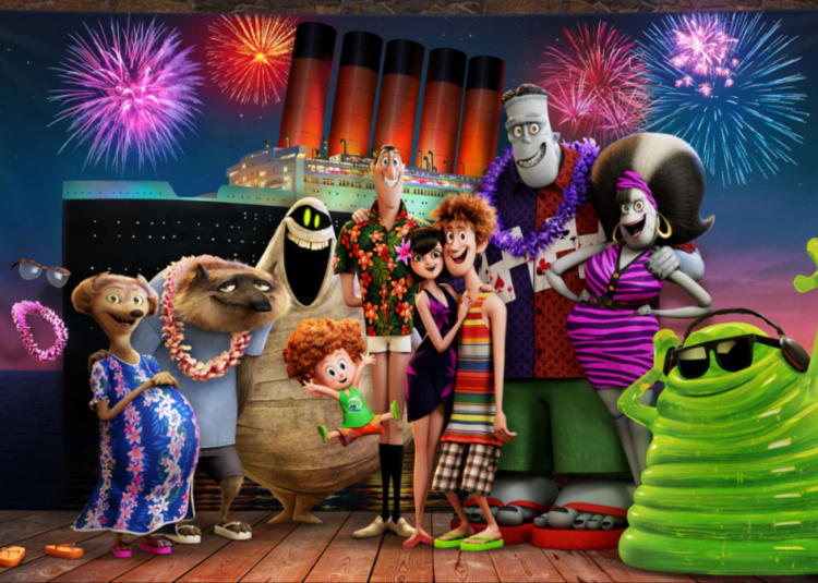 Hotel Transylvania's Monster Success