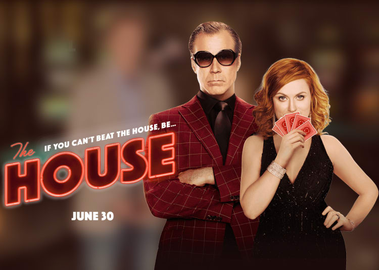 Promotional image for The House
