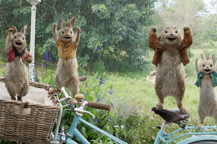 Promotional image for Peter Rabbit