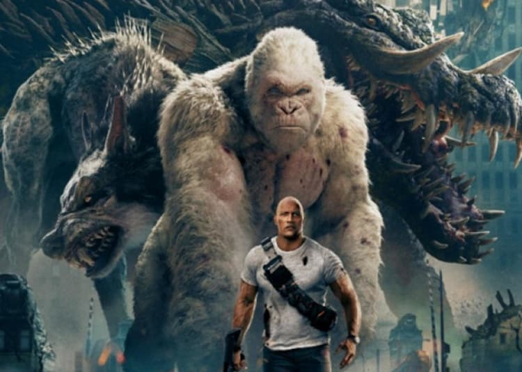 Promotional image for Rampage