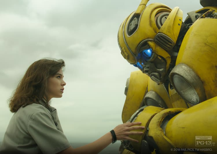 See Bumblebee in RealD 3D