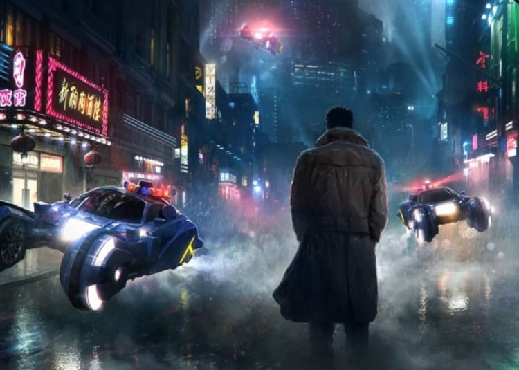 Promotional image for Blade Runner 2049