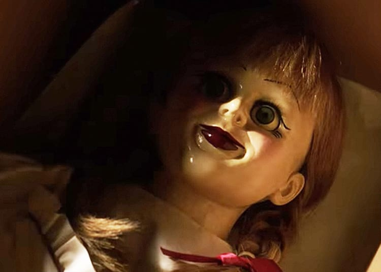 Promotional image for Annabelle: Creation