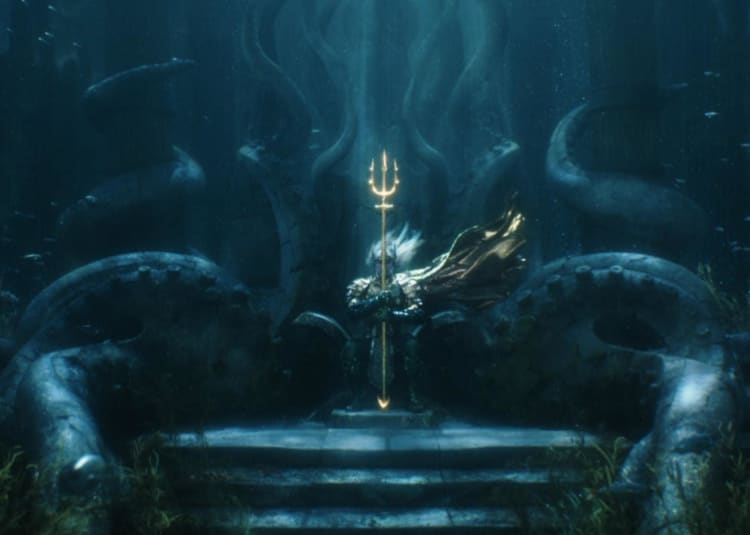 'Aquaman' Trailer: 8 Big Takeaways