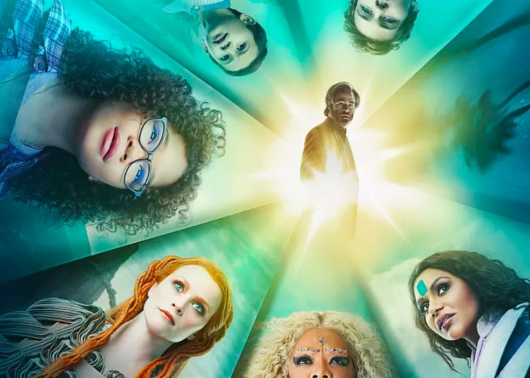 Promotional image for A Wrinkle In Time