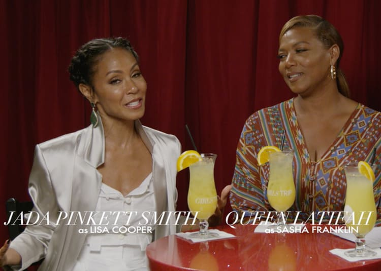 Promotional image for Girls Trip
