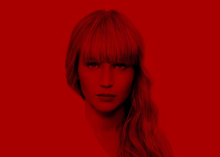 Promotional image for Red Sparrow