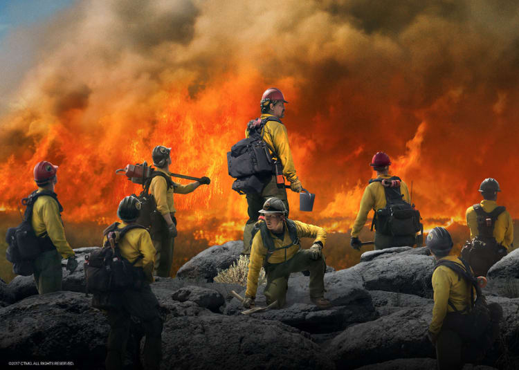 Promotional image for Only The Brave