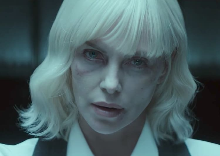Promotional image for Atomic Blonde